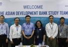 Vinafco tiếp đón Đoàn đại biểu Ngân hàng Phát triển Châu Á đến thăm và làm việc