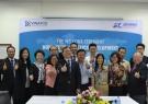 Vinafco tiếp đón Hội đồng Phát triển Logistics Hong Kong đến thăm và làm việc